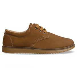 Scarpe classiche Stivali 1307 Cammello marrone