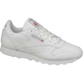 Scarpe Reebok Classic Leather W 2232 bianco