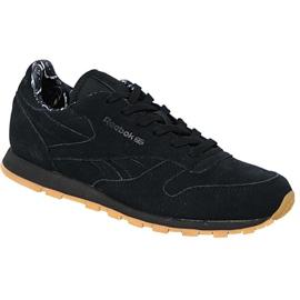Nero Scarpe Reebok Classic Leather Tdc Jr BD5049