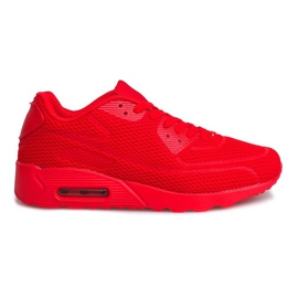 Sneakers sportive 5598-5 Ed rosso