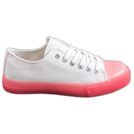 Marquiz scarpe da ginnastica bianco