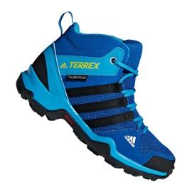 Scarpe Adidas Terrex AX2R Mid Cp Jr BC0673