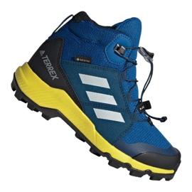Scarpe Adidas Terrex Mid Gtx Jr BC0596