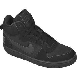 Nike Sportswear Court Borough Mid (GS) Jr 839977-001 nero