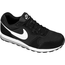 Scarpe Nike Sportswear Md Runner 2 Jr 807316-001 nero