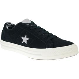 Scarpe Converse One Star M C160584C nero