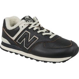 Scarpe New Balance M ML574WNE marrone