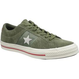 Scarpe Converse One Star 163198C verde