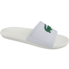 Bianco Pantofole Lacoste Croco Slide 119 1 M 737CMA0018082
