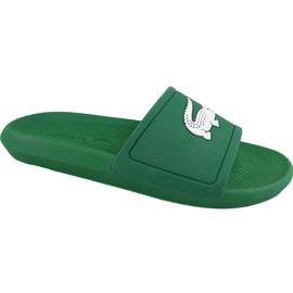 Verde Pantofole Lacoste Croco Slide 119 1 M 737CMA00181R7