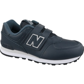Scarpe New Balance YV574ERV Jr blu scuro