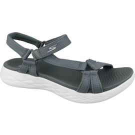 Sandali Skechers On The Go 600 15316-CHAR grigio