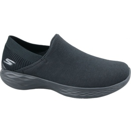 Nero Skechers You-Intuition W 15802-BBK