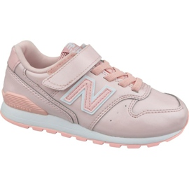 Scarpe New Balance Jr YV996GB rosa