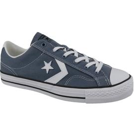 Scarpe Converse Player Star Ox M 160557C blu