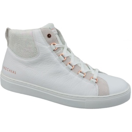 Scarpe Skechers Side Street Core-Set Hi W 73581-WHT bianco