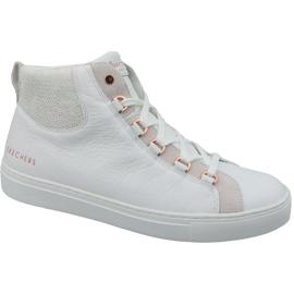Scarpe Skechers Side Street Core-Set Hi W 73581-WHT bianco