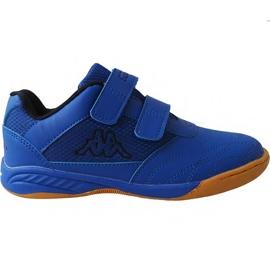 Scarpe Kappa Kickoff Oc Jr 260695K 6011 blu