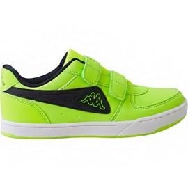 Scarpe Kappa Trooper Light Ice Kids 260575K 3011 verde