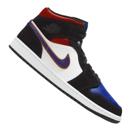 Scarpe Nike Air Jordan 1 Mid Se M 852542-005 multicolore