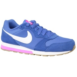 Blu Scarpe Nike Md Runner 2 Gs W 807319-404