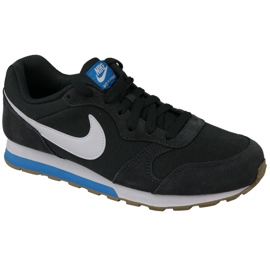 Scarpe Nike Md Runner Gs W 807316-007 nero
