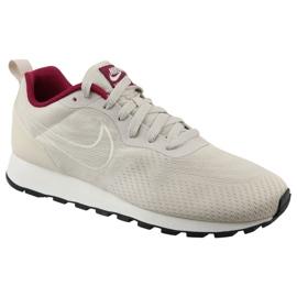 Scarpe Nike Md Runner 2 Eng Mesh W 916797-100 bianco