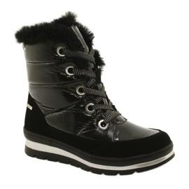 Nero Stivali con membrana nera Caprice 26221