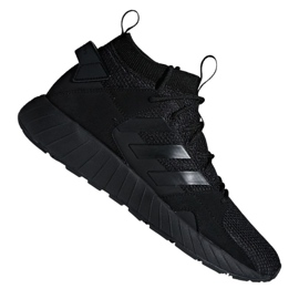 Nero Scarpe Adidas Questarstrike Mid M G25774