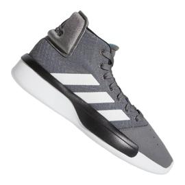 Scarpe Adidas Pro Adversary 2019 M BB9190 grigio grigio / argento