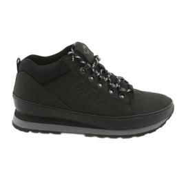 Scarpe invernali Lee Cooper da uomo 19-20-011 nere nero