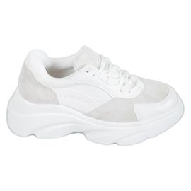 Seastar bianco Scarpe sportive sulla piattaforma