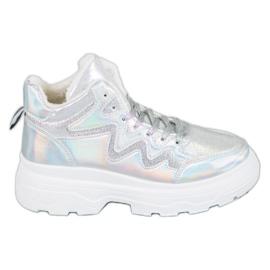 Seastar grigio Sneakers isolate