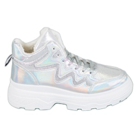 Seastar Sneakers isolate grigio