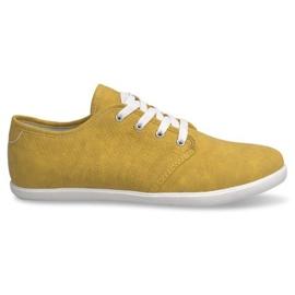 Giallo Sneakers da uomo 3307 gialle