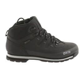 Big Star 174437 Black Sports Trekking nero