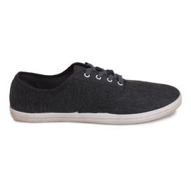 Grigio Materiale sneakers ZS-001