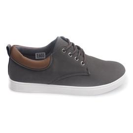 Sneaker da uomo casual 655 Grigio
