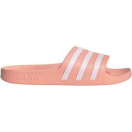 Rosa Pantofole Adidas Adilette Aqua W EE7345