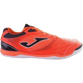 Scarpe da interni Joma Dribling 908 In Sala Indoor M arancione arancione