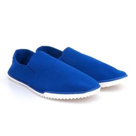 Sneakers senza lacci Lycra 8527 Blu