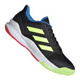 Scarpe Adidas Stabil Bounce M BD7412 nero nero