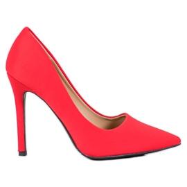 Diamantique rosso Tacchi alti rossi classici