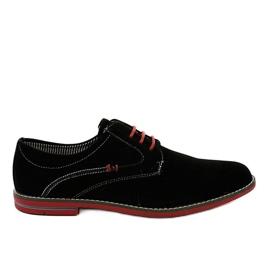 Scarpe eleganti nere 6-688 nero