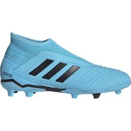 Scarpe da calcio Adidas Predator 19.3 Ll Fg Jr EF9039
