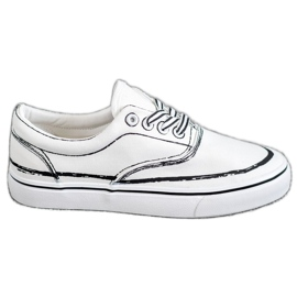 Bestelle Scarpe da ginnastica alla moda bianco