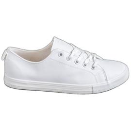SHELOVET bianco Sneakers comode
