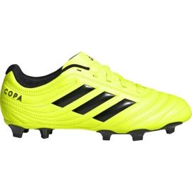 Scarpe da calcio Adidas Copa 19.4 Fg Jr F35461