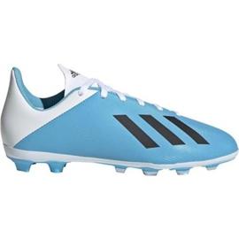 Scarpe da calcio Adidas X 19.4 FxG Jr F35361