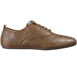 Marrone Eleganti scarpe jazz TL8312-2 cammello
